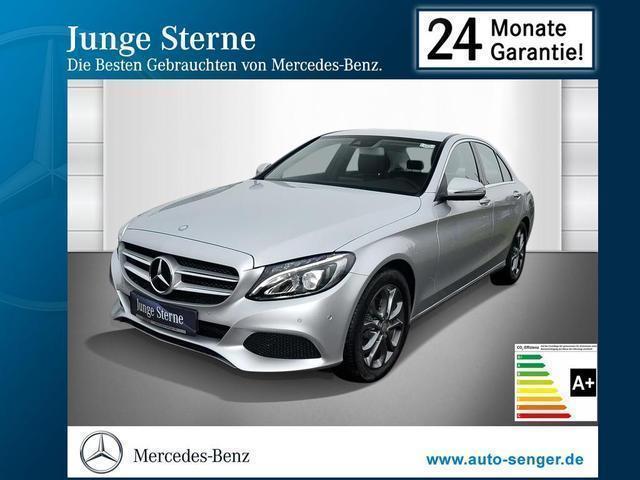 gebraucht Mercedes C220 d BlueEFFICIENCY Edition
