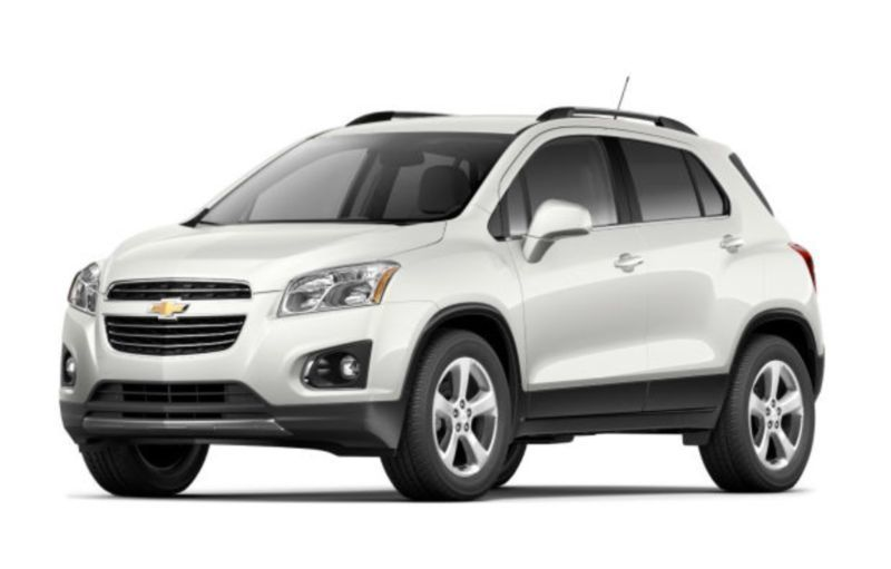 verkauft chevrolet trax 1 4 ls awd 1 gebraucht 2013 km in berga. Black Bedroom Furniture Sets. Home Design Ideas
