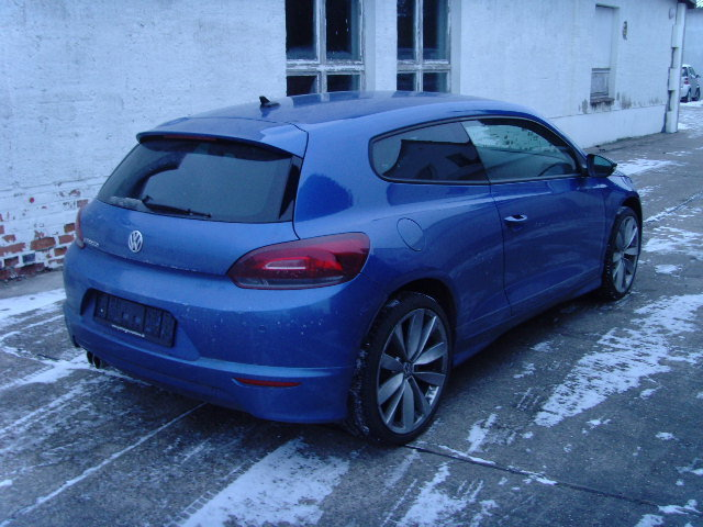 verkauft vw scirocco 2 0 tdi xenon ke gebraucht 2011 km in. Black Bedroom Furniture Sets. Home Design Ideas