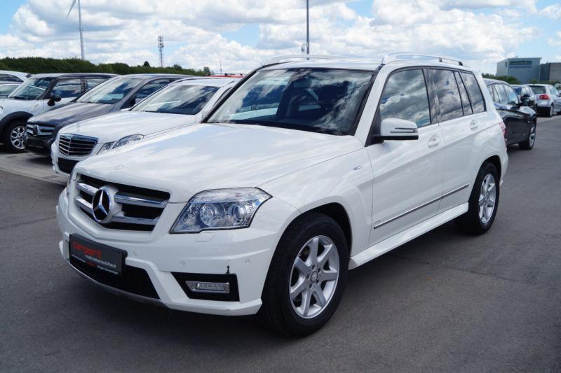 Mercedes Glk Gebrauchtwagen