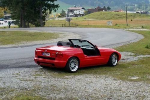 verkauft bmw z1 fungelb mit hardtop gebraucht 1991 km in uelzen. Black Bedroom Furniture Sets. Home Design Ideas
