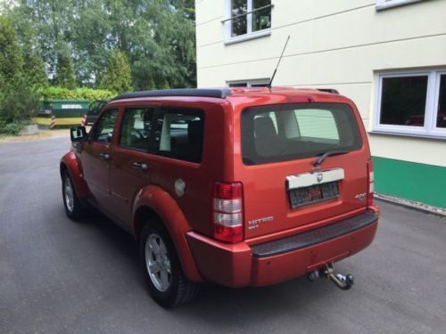 verkauft dodge nitro 2 8 crd dpf sxt 4 gebraucht 2007 km in oberbarmen. Black Bedroom Furniture Sets. Home Design Ideas