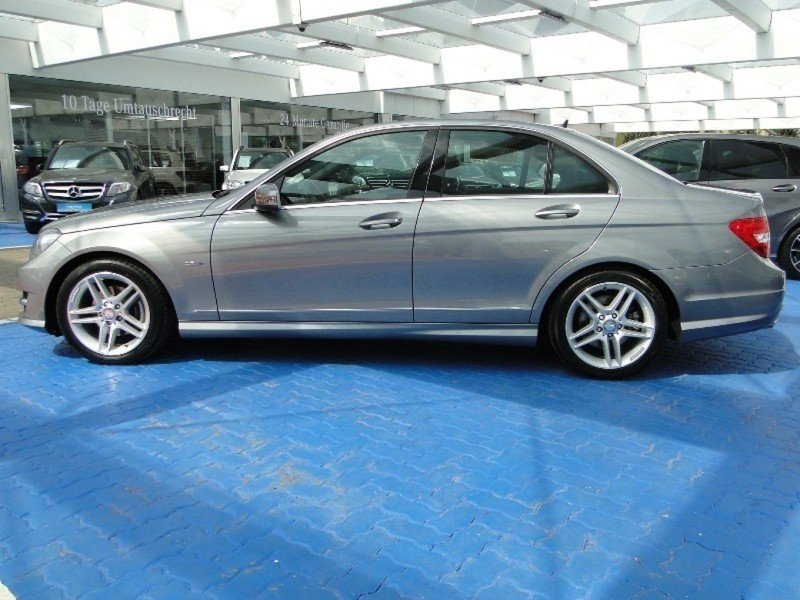 verkauft mercedes c180 blueefficiency gebraucht 2011 km in bischoffen. Black Bedroom Furniture Sets. Home Design Ideas