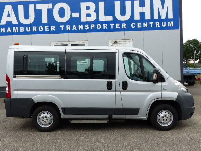 verkauft fiat ducato bus 9 sitzer klim gebraucht 2011. Black Bedroom Furniture Sets. Home Design Ideas