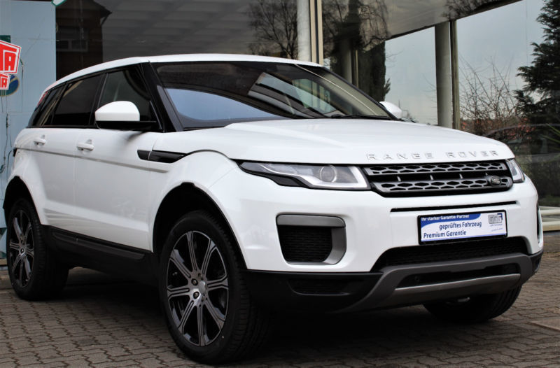 verkauft land rover range rover evoque gebraucht 2016 km in dorsten. Black Bedroom Furniture Sets. Home Design Ideas