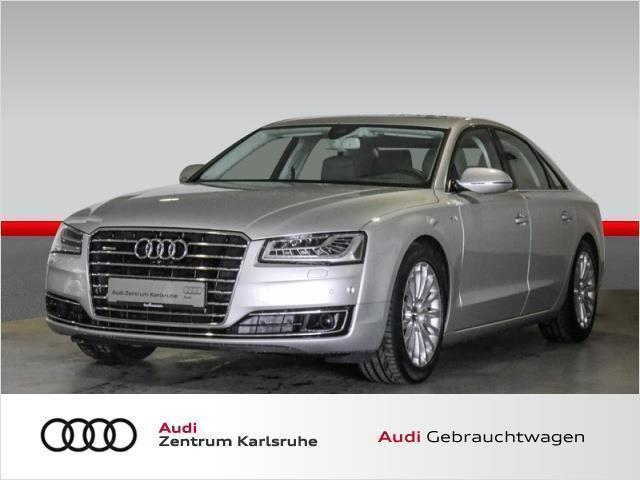 verkauft audi a8 4 2 tdi quattro matri gebraucht 2014 km in karlsruhe. Black Bedroom Furniture Sets. Home Design Ideas
