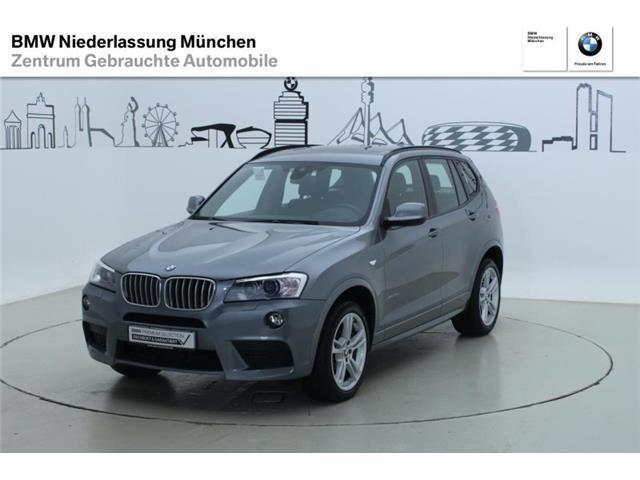 verkauft bmw x3 xdrive30d sportpaket h gebraucht 2014 km in m nchen fr ttmaning. Black Bedroom Furniture Sets. Home Design Ideas