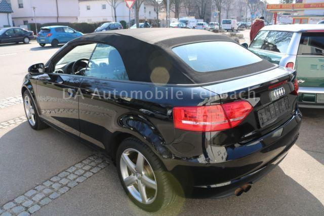 verkauft audi a3 cabriolet gebraucht 2011 km in. Black Bedroom Furniture Sets. Home Design Ideas