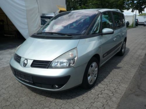 verkauft renault espace 2 2 dci dpf gebraucht 2004 km in porz. Black Bedroom Furniture Sets. Home Design Ideas