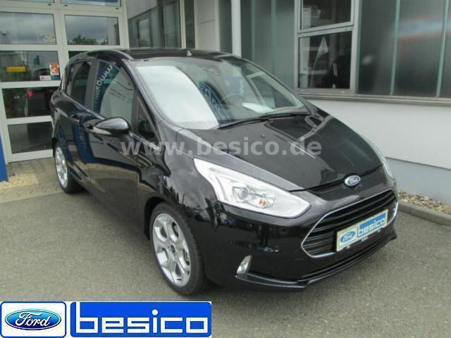 verkauft ford b max ecoboost titanium gebraucht 2015 km in glauchau. Black Bedroom Furniture Sets. Home Design Ideas