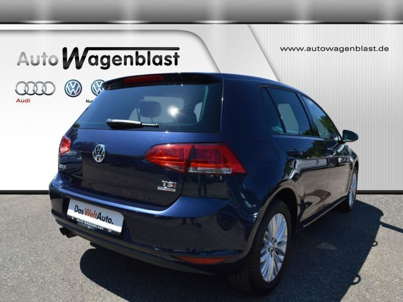 verkauft vw golf cup 1 4 tsi dsg gebraucht 2014 km in schw bisch gm nd. Black Bedroom Furniture Sets. Home Design Ideas