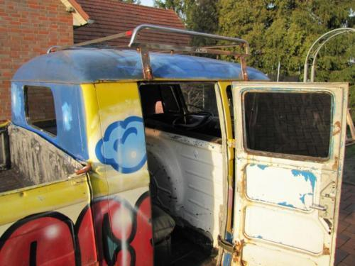 verkauft vw t1 gebraucht 1964 km in petershagen autouncle. Black Bedroom Furniture Sets. Home Design Ideas
