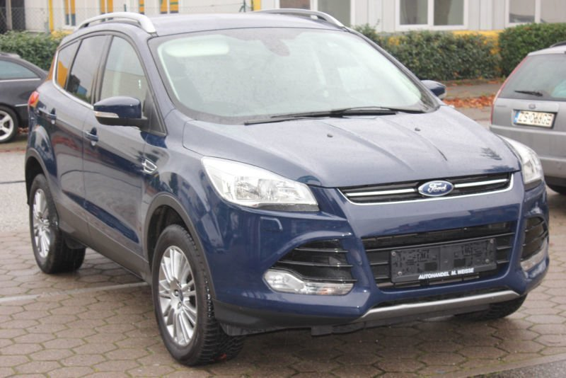 verkauft ford kuga titanium 4x4 automa gebraucht 2014 km in hamburg. Black Bedroom Furniture Sets. Home Design Ideas