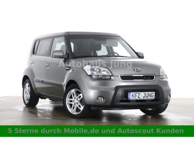 verkauft kia soul 1 6 crdi aut vision gebraucht 2010 km in limburg. Black Bedroom Furniture Sets. Home Design Ideas