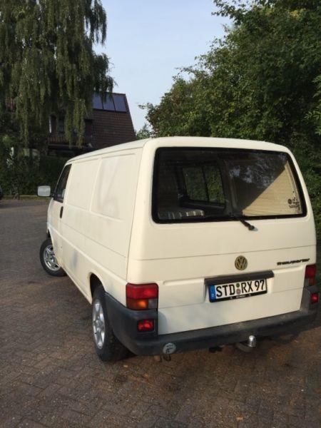 verkauft vw t4 tdi transporter 9 sitze gebraucht 1998 km in weingarten. Black Bedroom Furniture Sets. Home Design Ideas