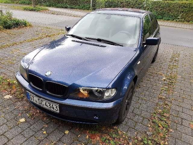verkauft bmw 318 3er gebraucht 2003 km in harsewinkel. Black Bedroom Furniture Sets. Home Design Ideas