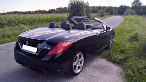 verkauft peugeot 308 cc allure cabrio gebraucht 2011 km in schleswig. Black Bedroom Furniture Sets. Home Design Ideas