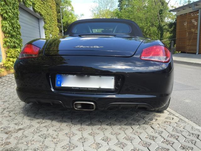 verkauft porsche boxster gebraucht 2010 km in mosbach. Black Bedroom Furniture Sets. Home Design Ideas
