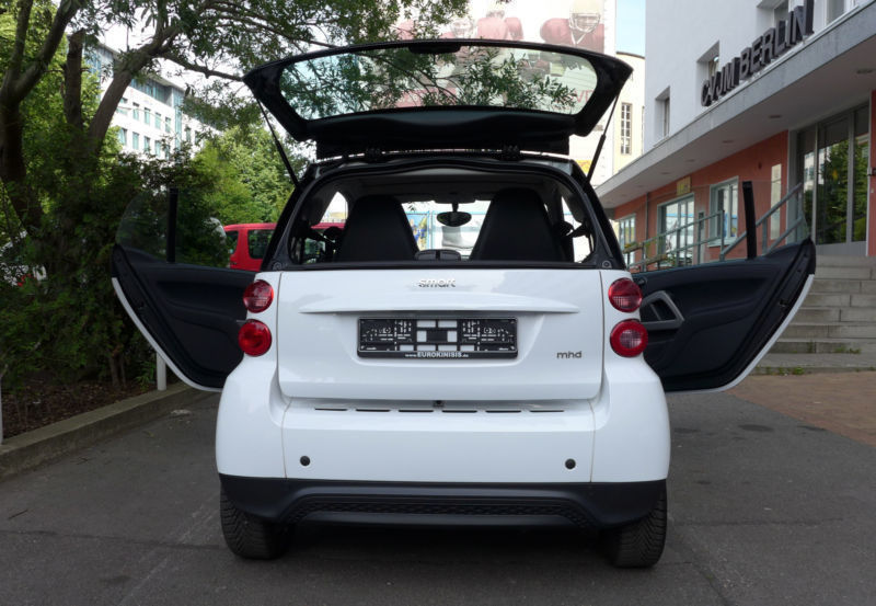 verkauft smart fortwo coup automatik gebraucht 2015. Black Bedroom Furniture Sets. Home Design Ideas