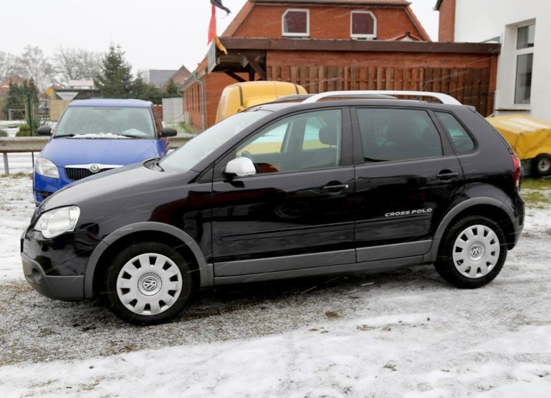 verkauft vw polo cross diesel gebraucht 2007 km in hamburg farmsen b. Black Bedroom Furniture Sets. Home Design Ideas