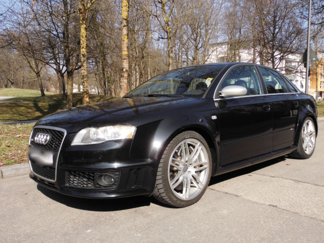 verkauft audi rs4 gebraucht 2007 km in m nchen autouncle. Black Bedroom Furniture Sets. Home Design Ideas