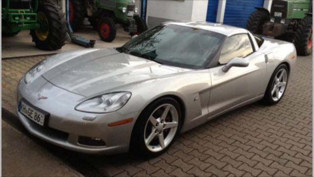 verkauft corvette c6 eu modell kein u gebraucht 2005. Black Bedroom Furniture Sets. Home Design Ideas