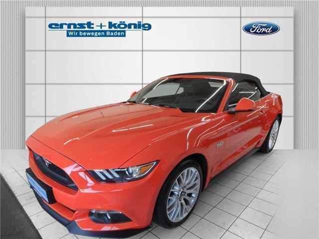 gebraucht convertible 5 0 ti vct v8 7 jahre fgs ford mustang gt 2015 km 161 in lahr. Black Bedroom Furniture Sets. Home Design Ideas