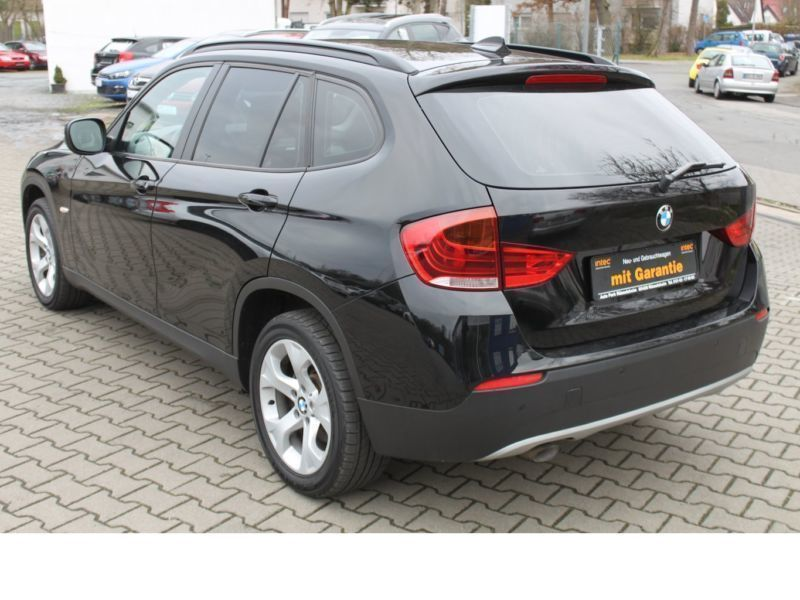 verkauft bmw x1 xdrive 18d automatik gebraucht 2012. Black Bedroom Furniture Sets. Home Design Ideas