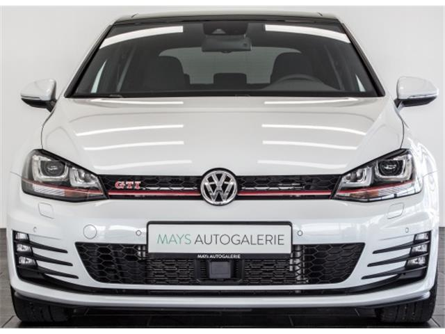 verkauft vw golf gti performance dsg gebraucht 2016 km in rosenfeld. Black Bedroom Furniture Sets. Home Design Ideas