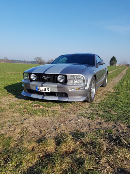 gebraucht ford mustang 2007 km in kreuztal autouncle. Black Bedroom Furniture Sets. Home Design Ideas