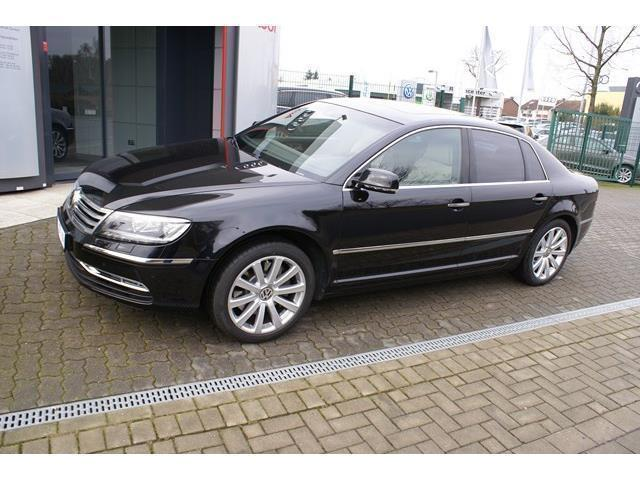 verkauft vw phaeton v6 3 0 tdi 5 sitze gebraucht 2013 km in peine. Black Bedroom Furniture Sets. Home Design Ideas