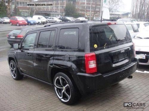 verkauft jeep patriot 2 4 sport gebraucht 2008 km in oberhausen. Black Bedroom Furniture Sets. Home Design Ideas