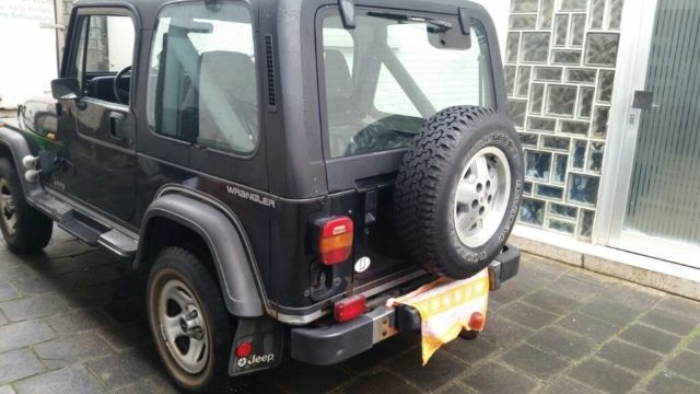 verkauft jeep wrangler 100 orginal gebraucht 1991 km in hainburg. Black Bedroom Furniture Sets. Home Design Ideas