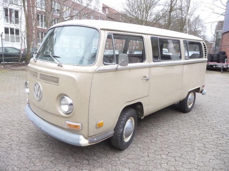 verkauft vw t2 t2a luxusbus clipper 1 gebraucht 1970 km in hamburg. Black Bedroom Furniture Sets. Home Design Ideas