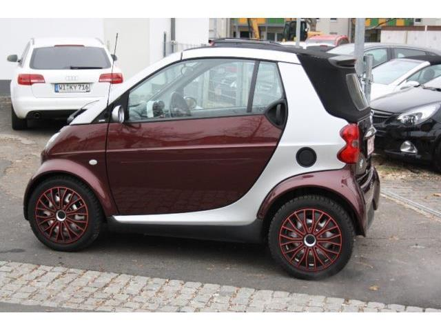 verkauft smart fortwo cabrio gebraucht 2007 km in wiehl. Black Bedroom Furniture Sets. Home Design Ideas