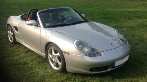 verkauft porsche boxster s sonderedi gebraucht 2000 km in schammelsdorf. Black Bedroom Furniture Sets. Home Design Ideas