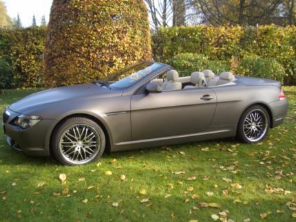 verkauft bmw 650 cabriolet ci gebraucht 2008 km. Black Bedroom Furniture Sets. Home Design Ideas