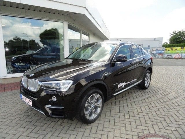 verkauft bmw x4 xdrive 30d gel ndewagen gebraucht 2014 km in merseburg. Black Bedroom Furniture Sets. Home Design Ideas