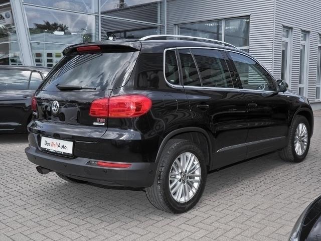 Gebrauchter VW Tiguan 1.4 Benzin 160 PS (2015) in ...