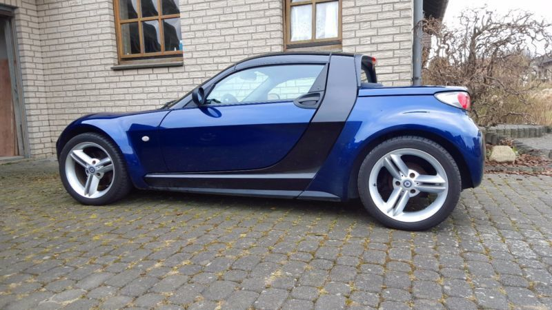 gebraucht smart roadster 2004 km in bamberg autouncle. Black Bedroom Furniture Sets. Home Design Ideas
