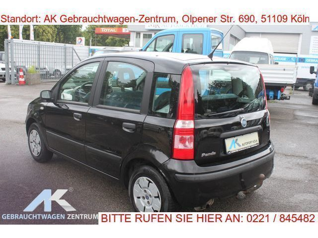 verkauft fiat panda 1 1 t v 2017 euro gebraucht 2006 km in porz. Black Bedroom Furniture Sets. Home Design Ideas