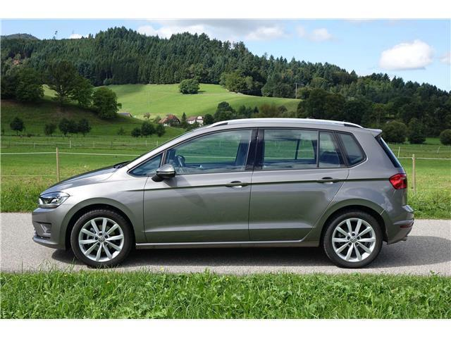 verkauft vw golf sportsvan 1 4 tsi bl gebraucht 2016 km in backnang. Black Bedroom Furniture Sets. Home Design Ideas