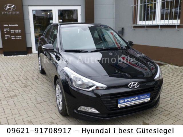 Verkauft Hyundai I20 Blue 10 T Gdi Tr Gebraucht 2018 11750 Km