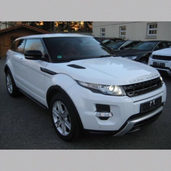 verkauft land rover range rover evoque gebraucht 2012 km in bingen. Black Bedroom Furniture Sets. Home Design Ideas
