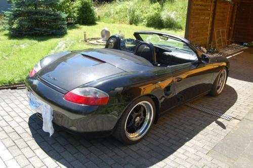 verkauft porsche boxster gebraucht 1998 km in berlin. Black Bedroom Furniture Sets. Home Design Ideas