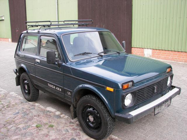 verkauft lada niva 1 7 taiga 4x4 reif gebraucht 2003 km in elmenhorst. Black Bedroom Furniture Sets. Home Design Ideas