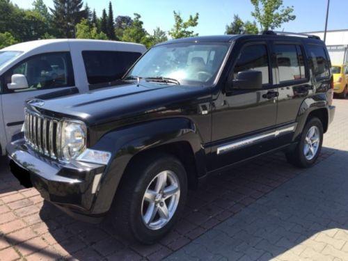 verkauft jeep cherokee 3 7 limited kk gebraucht 2008 km in dachau. Black Bedroom Furniture Sets. Home Design Ideas