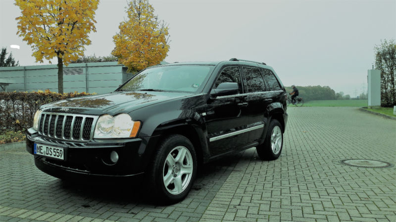 verkauft jeep grand cherokee 3 0 crd a gebraucht 2007 km in langenfeld. Black Bedroom Furniture Sets. Home Design Ideas