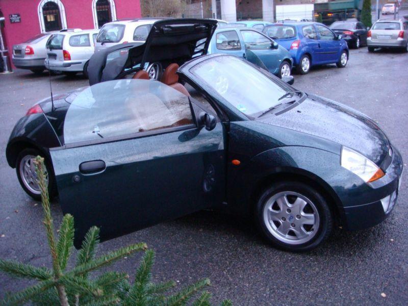 streetka gebrauchte ford streetka kaufen 378 g nstige autos zum verkauf. Black Bedroom Furniture Sets. Home Design Ideas