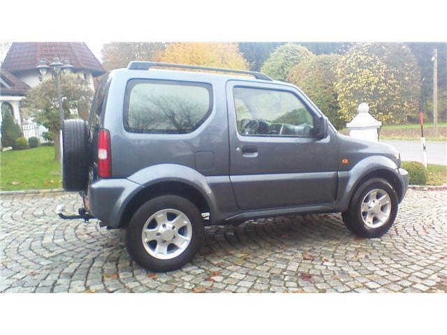 verkauft suzuki jimny lkw 2 sitzer sch gebraucht 2007 km in. Black Bedroom Furniture Sets. Home Design Ideas